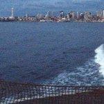 Leaving Seattle for Bremerton