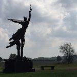 Gettysburg National Military Park - Arkansas Memorial