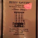 Pete's Tavern Foto