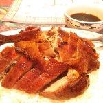Roast Duck Rice