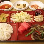 Beef Bulgogi Lunch Box