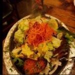 Tandoori Mixed Vegetables (and tofu)