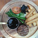 Eye Fillet of Angus Beef