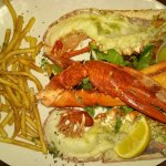 Broiled Lobster and Frites