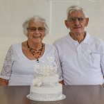 Great grandparents 60th at Prof's of Woodlands