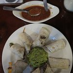 Pork Burritos with Zesty Habanero