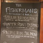 The Fishermans Restaurant