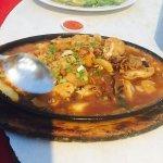 Hot plate toufu