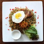 Javanese mixed rice