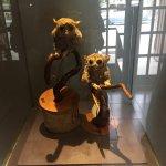 preserved tarsiers