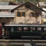 Il y a même le village du Kaeserberg... et sa gare.