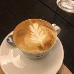 Ottima colazione con un super cappuccino