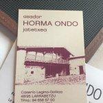 Photo of Restaurante Hormaondo