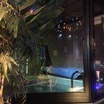 La piscine de la Crazy Vegas