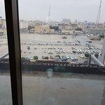 Nice view from Sofitel Al Khobar