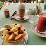 Breakfast at Abba