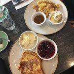 Breakfast stopover in Mittagong