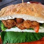 the best and freshest mahi mahi burger i have ever had