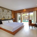 Bedroom of 3 Bedroom suite villa