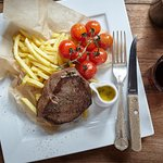 Steak and chips anyone?