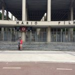 Maracanã  Estádio Jornalista Mário Filho Foto