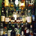 Our great selection of Scottish Malts to choose from...