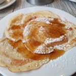 Mouth-watering crepes for breakfast