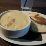 haddock fillet fish soup