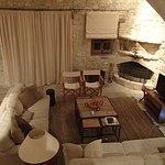Schoolmaster house / 'living room'