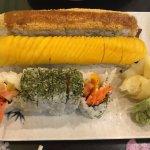 Mango Sushi (2nd row)