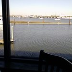 Fantastic view for lunch or dinner