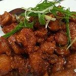 Marmite pork rib