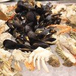 sea food is so good