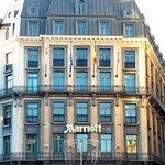 Foto de Brussels Marriott Hotel Grand Place