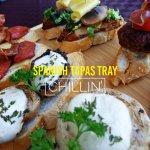 Spanish Tapas Tray