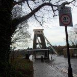 Foto di Ponte sospeso di Clifton