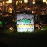 Flamboyant Rock Restaurante, experiência gastronomia em alto mar.