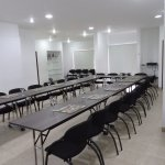 Salón de eventos con las mejores instalaciones
