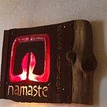 Photo of Namaste