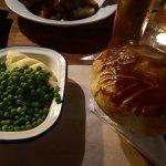 Chicken Pot Pie at The Weir!