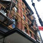 Tenement Museum Foto