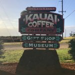 Kauai Coffee Gift Shop and Museum