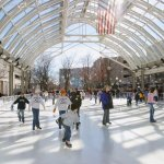 Reston Town Center Ice Skating Pavilion November until March, open daily Public skating and skat