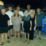 Family Fun !.... Another Night to remember.. England on Tour