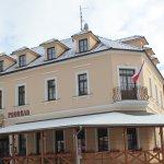 Photo de Hotel Podhrad