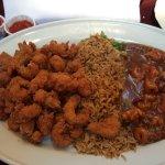 Crawfish Platter - YUM!!