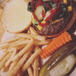 Burger Meal.