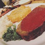 Homemeade Meatloaf.