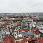 Photo de View of Riga from St Peter's Church Tower