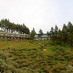Hotel Parador de Cruz de Tejeda Foto
